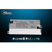 Constant Current LED Driver,15w approved by SAA, CE, CB, C-Tick,emc Manufactures