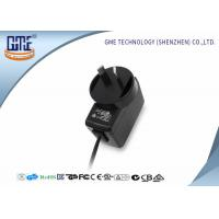 Quality 6W Australia Type 12v Power Adapter 500ma , RCM VI Switching Power Adapter for sale
