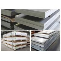 Buy cheap Aerospace Grade Aluminum Plate Panels , Extrusion Aluminium Alloy Sheet from wholesalers