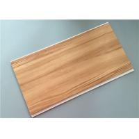 Wood Laminated Pvc Ceiling Planks Pvc Interior Wall Panels Construction Materials