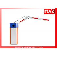 50hz 220v Parking System Barrier Gate Arm With Manual Release Manufactures