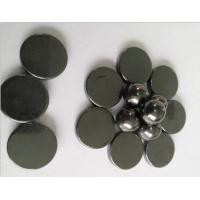 China Anisotropic Ferrite Permanent Magnets , Hard Ferrite Magnets Various Shape Available on sale