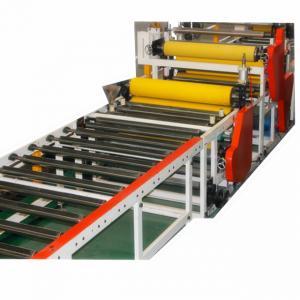 China Ceiling Board Lamination Machine Gypsum Board Perforating Machine on sale