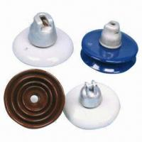 China Suspension Porcelain Insulator, Used in Contamination Areas as the Insulator String on sale