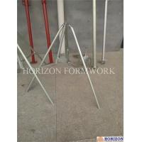Zinc - Plated Steel Post Shores Steel Formwork For Concrete Slab Manufactures