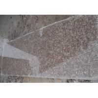 China Hottest China Granite Tiles / Granite Flooring (G687) Peach red Polished Granite On Sales on sale