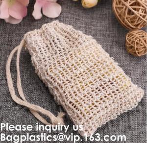100% Cotton Mesh Handle Shopping Bag,Reusable Short Handles Custom Printed Shopping Cotton Net Bag, bagease, bagplastics Manufactures