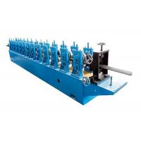 China Track Rails Forming Machine Roll Shutter Door Forming Machine Aluminum Material on sale
