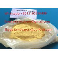 China Altrenogest Intermediate Pharmaceutical Products , Anabolic Steroid Powder White Color on sale