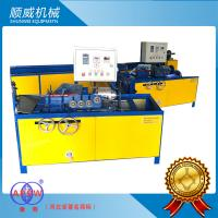 0.6m-6m Stainless wire Universal Type Chainlink Fence Weaving Machine 220V / 380V Manufactures