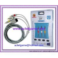 Wii AV cable Nintendo Wii game accessory Manufactures