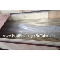 Plain / Beveled / Treaded End Copper Nickel Tubes , smls CuNi 90/10 Pipe Manufactures