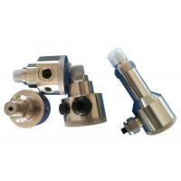 Quality Aluminum Machining CNC Precision Components / Milling Machined Cnc Spindle for sale