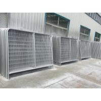 Temporary  Construction Fence paneles Manufactures