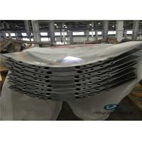 Natural Color Mill Finish Aluminium Extrusion Profile With Alloy Temper 6063-T5 Manufactures