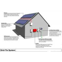 Durable Residential Solar Power Systems , All In One Home Solar Power System Manufactures