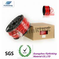 High Strength Rapid Prototyping 1.75mm ABS Plastic Filament For 3D Printer Manufactures