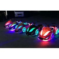 Plastic Electric Kiddie Bumper Cars 1 Year Warranty For Entertainment Center Manufactures
