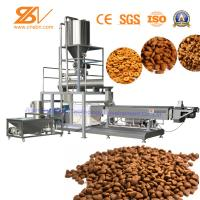 China Animal Dog Food Machine Dry Pet Food Production Line CE Certification on sale