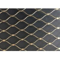 High Strength Stainless Steel Wire Mesh Screen Perfect Anti - Rust Property Manufactures