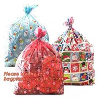 Red bags jumbo bags giant gift bags Christmas,Eco-friendly promotion bag giant gift bags,Giant Oversized Gift Storage Manufactures
