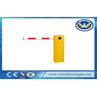 IP44 Bi - directional Auto Barrier Gate System Arm for residential Manufactures