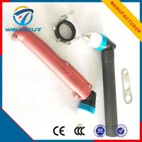China Air - Cooled Plasma Torch 5M Straight , Replacement Plasma Cutter Torch on sale