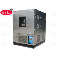 -40~150 Deg AC220V AC380 Constant Temperature Humidity Chamber with 304# stainless steel Manufactures