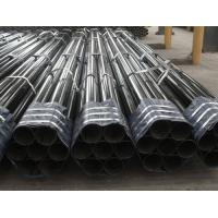 Hot Roll BS EN10219 S355 Black Carbon Steel Seamless Tubing Pipes For Industry Manufactures