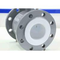 Slurry Magnetic Flow Meter Ptfe Liner With Ip68 Enclosure Protection Manufactures