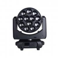 Dj Light, Moving Head Stage Light, 12*40W 4in1 LED Moving Head Light With Zoom Manufactures