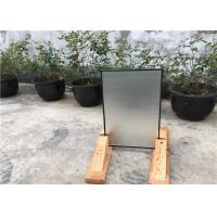 16 Mm Hollow Glass Window PanelsWith Lower HVAC Costs , Protects Privacy