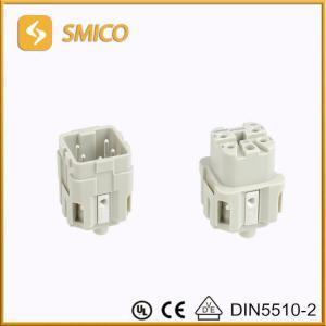 Heavy Duty Connectors industrial multipole connector HA-004