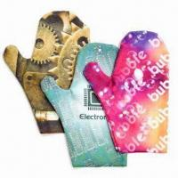 Microfiber cleaning gloves for multi occasions Manufactures
