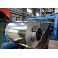 Zinc Galvanized Steel Coil DX51+Z / SGCC Zero Spangle Manufactures