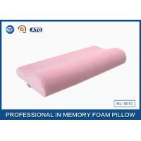 Visco Elastic Memory Foam Pillow for Kids / Students , Curved Contour Shape Pillow