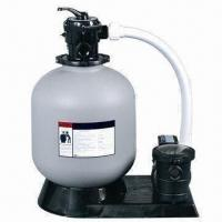 24-inch Sand Filter System with ETL Mark Manufactures