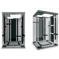 China 1.5m/s speed Mini Machine room elevator Configuration of light screen on sale