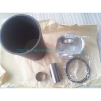 Small Engine Cylinder Sleeve , Piston Cylinder Liner 6rb1 Isuzu Diesel Engine