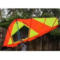 High Tenacity Wind Surf Sail Polyester Dacron , 2.5 Gustbay Rookie School Windsurfing Sail Manufactures