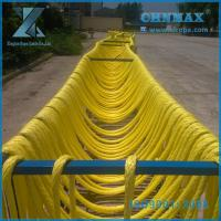 Quality CHNMAX HMPE high strength rope MSC JADE 399mtr vessel mooring rope for sale