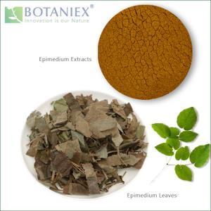 China B Eplant Extract Epimedium/Horny Goat Weed Extract/Yin Yang Huo Extract/Barrenwort Extract Lcariin on sale