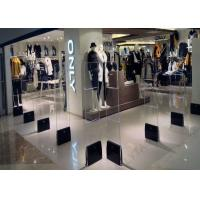 Acrylic Material Panel Retail Security Devices Dual / Mono Working Way Manufactures