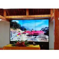 Windows Os Indoor Lcd Video Wall Digital Signage Display In Thailand Temple Manufactures