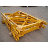 China Tower Crane Mast Section Potain Tower Crane Spare Parts with Q345B Steel Material on sale