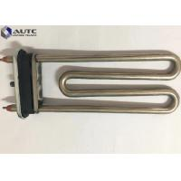 China Electric Stainless Steel Washing Machine Parts Heating Element on sale
