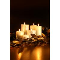 Quality Wax candle for Christmas for sale