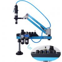 China Low Noise Pneumatic Air Tapping Machine Servo Drive Control For Mold Machinery on sale