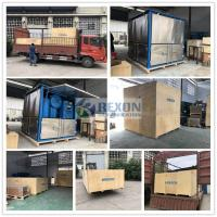 China Fully Enclosed Type 9000LPH Insulation Oil Purification System for Onsite Transformer Oil Maintenance on sale