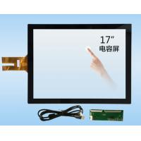 China 17 Inch 10-Point Projected Capacitive Touch Screen Lcd Panel , Industrial Touch Panel on sale